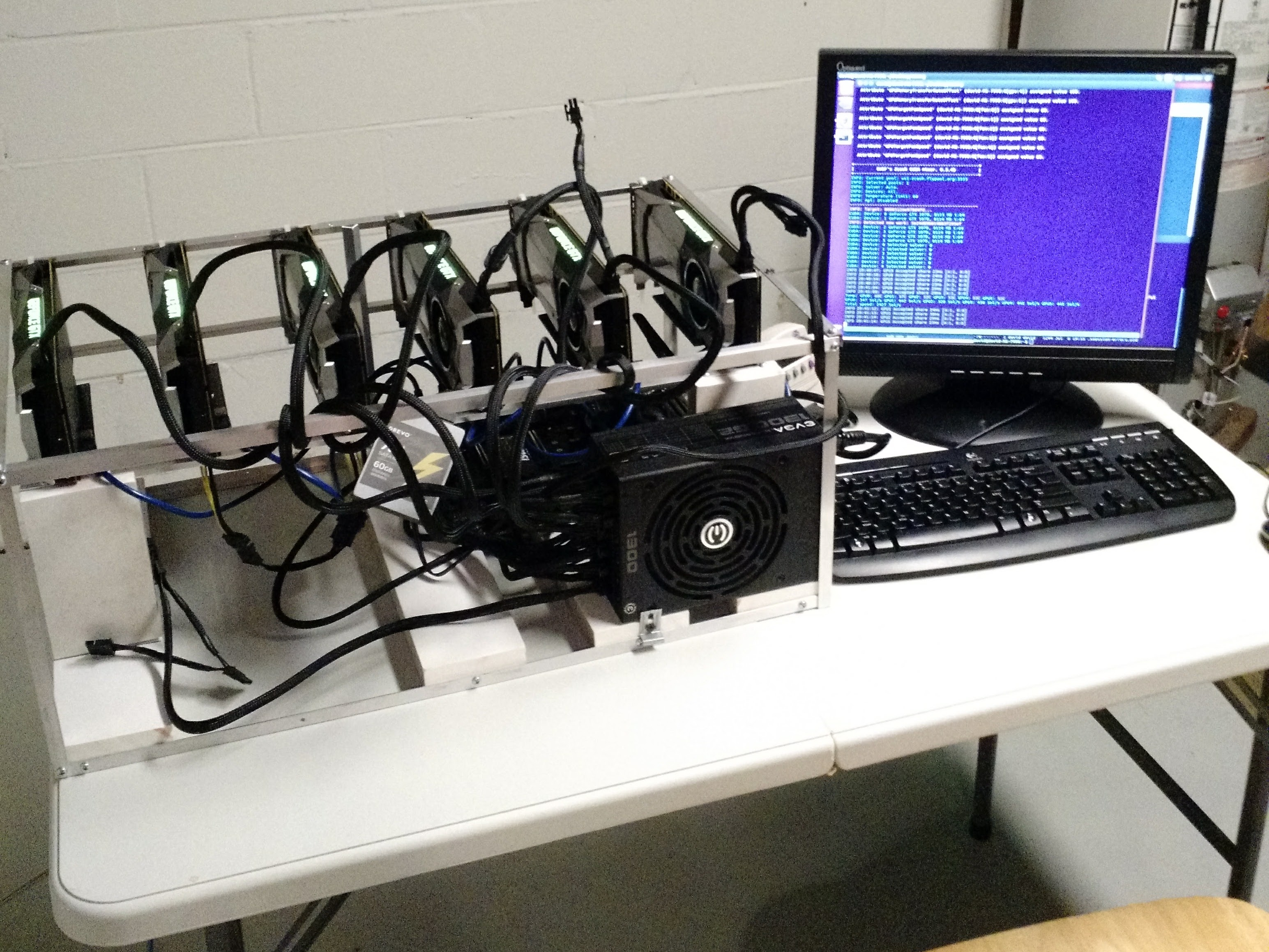 what is a mining rig computer